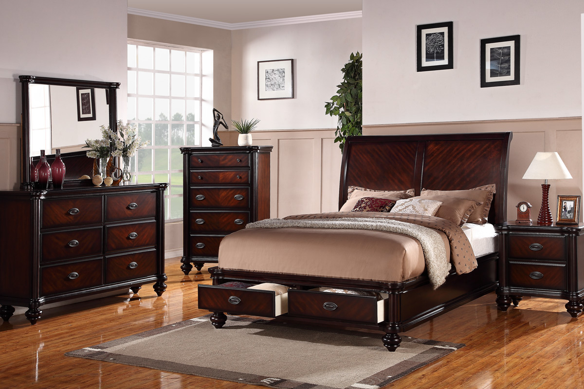 Beauty Design Of The Bedroom Storage Furniture With Brown Wooden Floor Ideas Added With Brown Wooden Storage Ideas