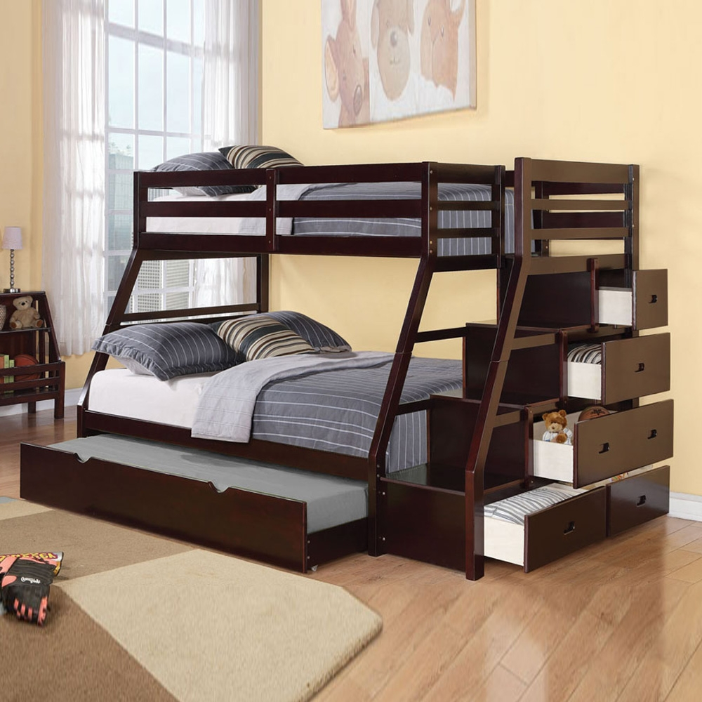 Loft Bed with Storage Inspirations to Saving Much of your Bedroom ...