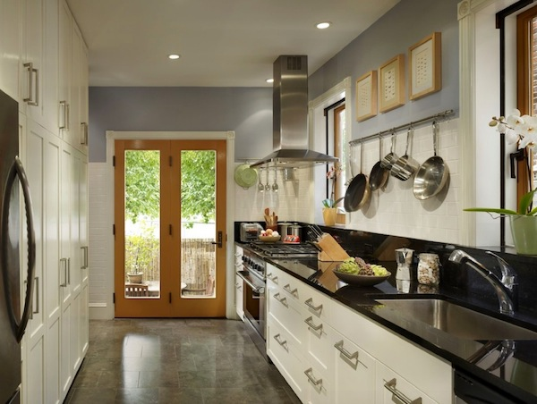 Captivating Cabinet also Stainless Steel Pan Hook For Small Kitchen Layouts