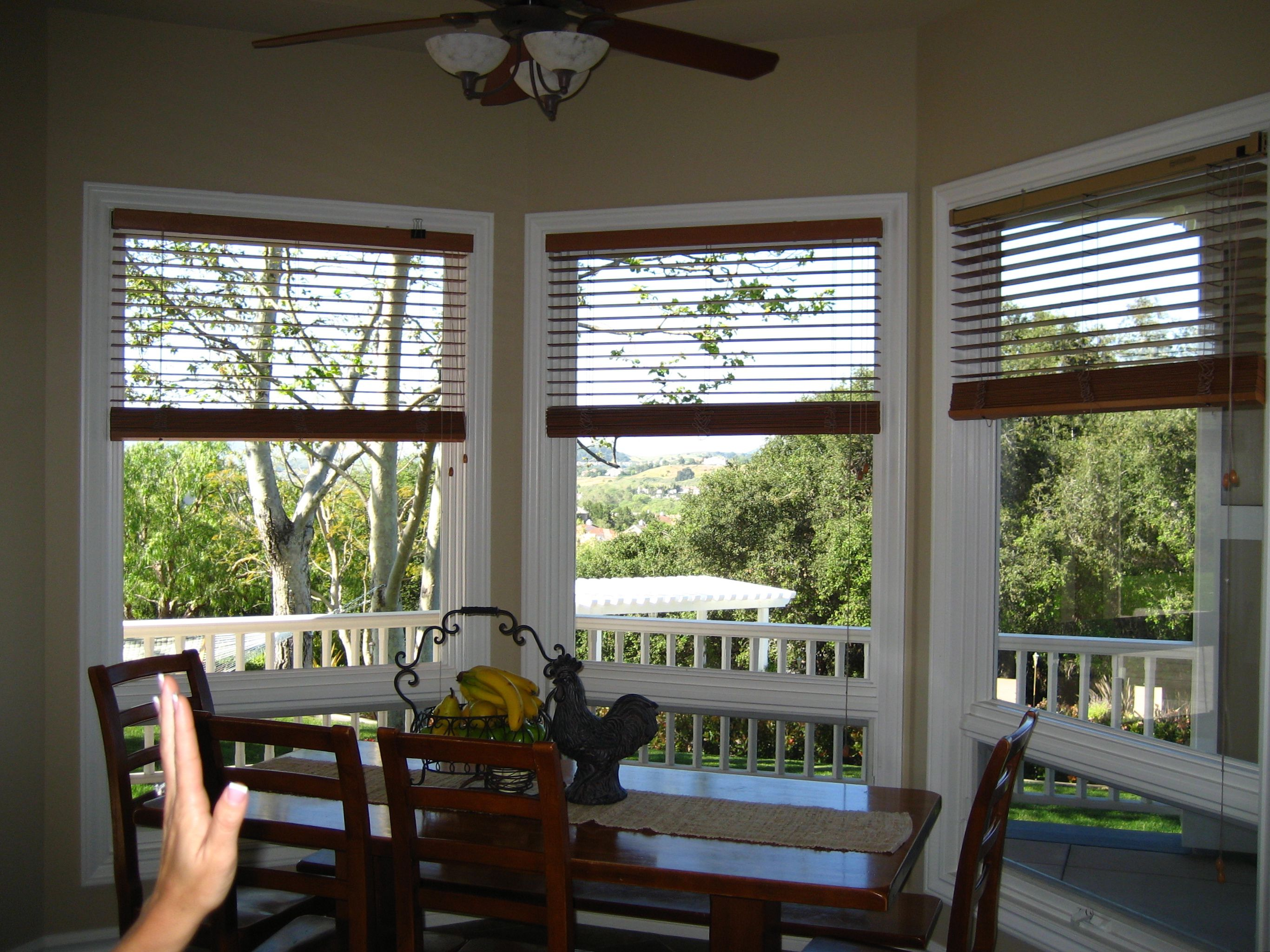 Captivating Window Curtain Ideas also Table and Chair For Dining Space