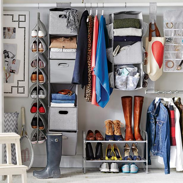 Organize Your Stuff With Over Door Storage Midcityeast
