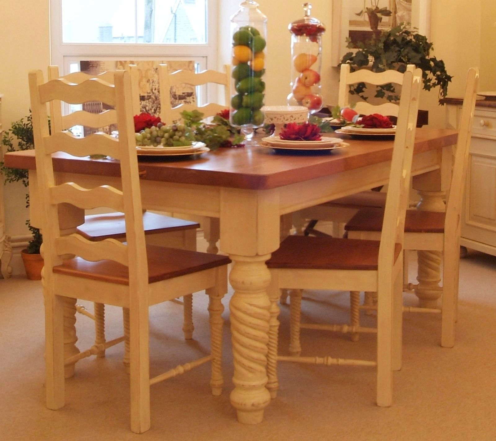 Kitchen Chair Designs: Country Style Kitchen: What Is It?