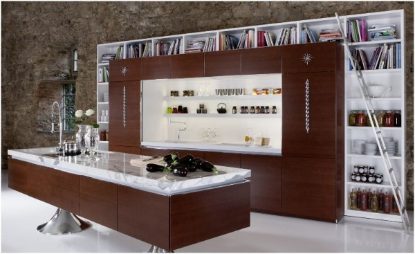 Delightful Bar Table also Modern Wine Storage Cabinet and Book Shelve