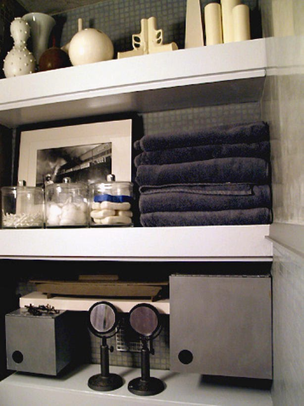 7 Creative Ideas For Bathroom Towel Storage Midcityeast