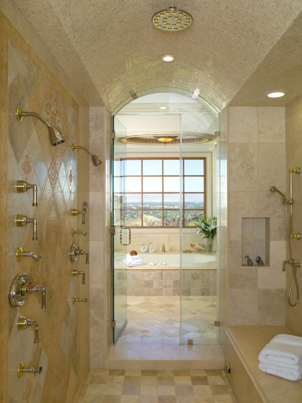 Recommended Tile Shower Designs To Perfect Your Bathroom Design Midcityeast