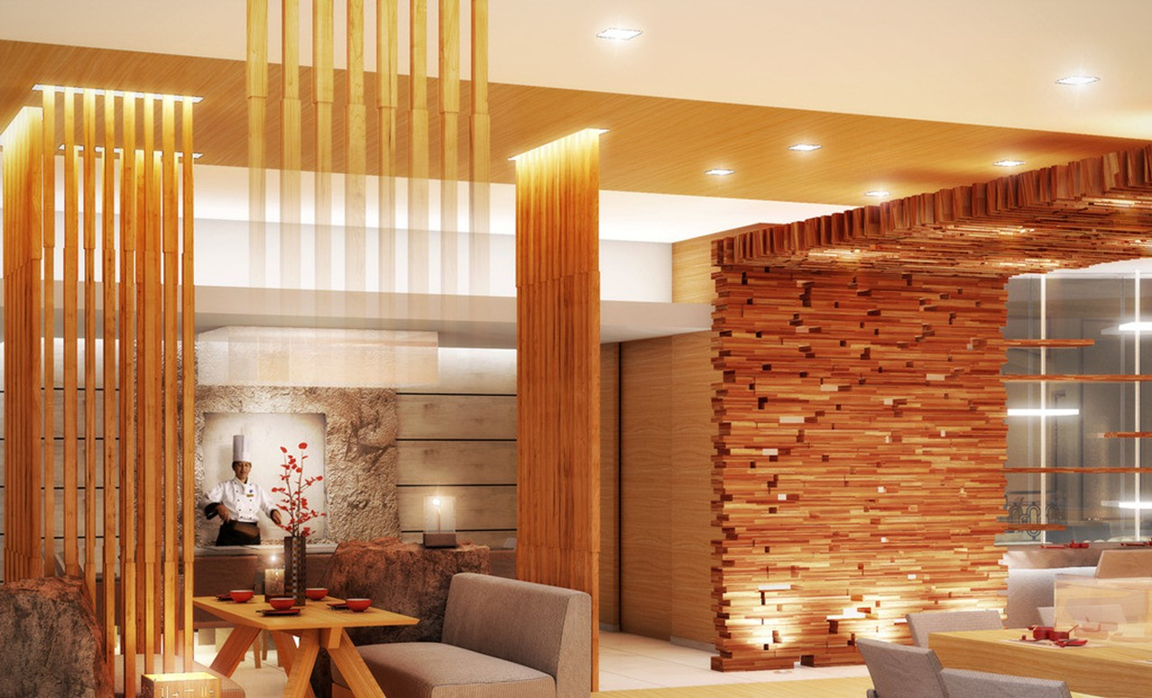 Fancy Wall Design Ideas also Contemporary Furniture For Decorating Japanese Room