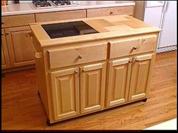 Frantic Wooden Cabinet also Stove For Decorating Small Kitchen