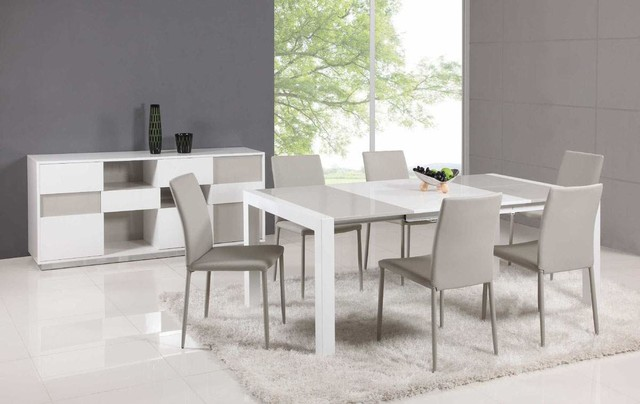 Horrible Furniture Of Glass Dining Tables And Charming Chairs Decor