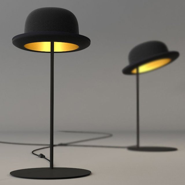 Interesting Table Lamps which unique table lamps you prefer? - midcityeast