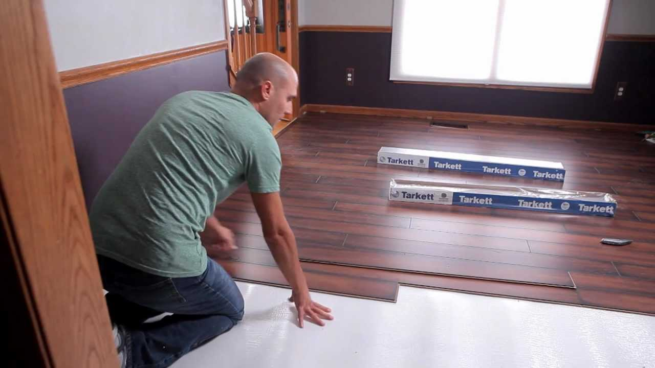Magnificent Concept To Instal Hardwood Flooring Byy Good Worker Using Glue