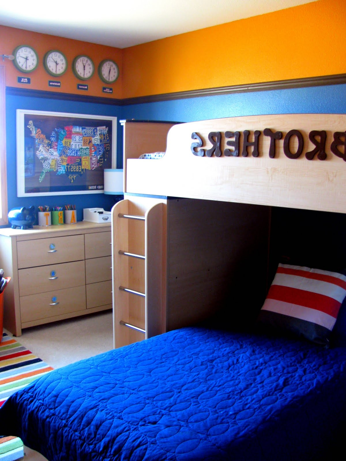 5 Years Old Boy Bedroom Ideas - MidCityEast