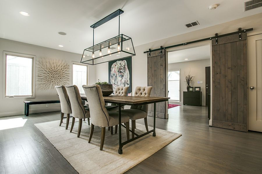 Marvelous Furniture for Formal Dining Room Using Rectangular Table and Chairs