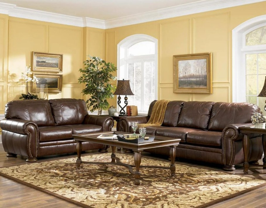 Colour It Yellow Living Room Midcityeast: brown wall color living room