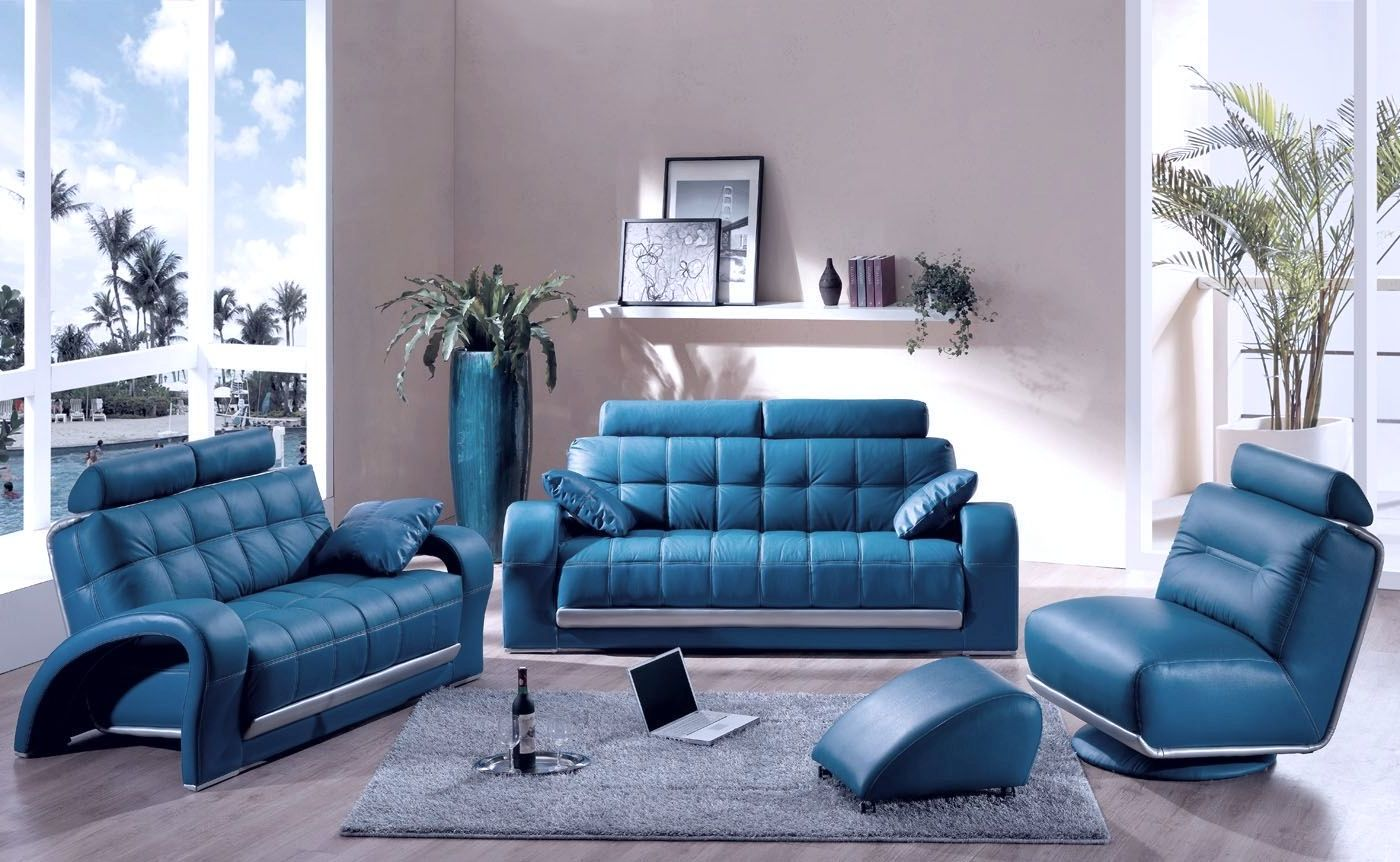Living Room Furniture: Adding Modern Sofa Sets To Your Modern Living Room