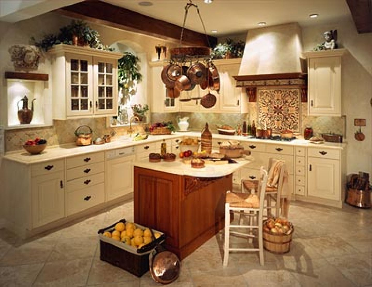 7 Recommended Kitchen Decorating Themes for Perfecting Your Kitchen ...