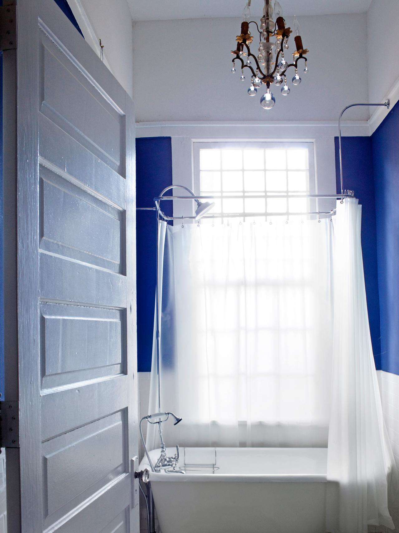 Bathroom Curtain Ideas: The Key for a Refreshing Bathroom - MidCityEast