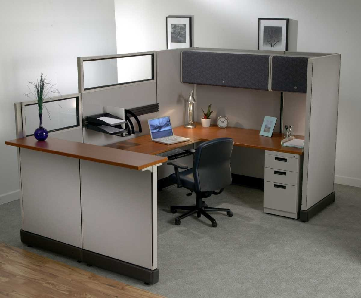 Stuning Office Room With Wood Desk also Black Office Chair
