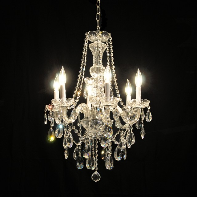 Stunning Chain also Strong Pipe For Decorating Entiching Crystal Chandelier