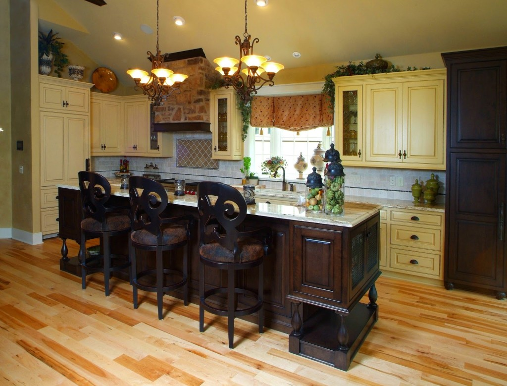 Superieur Winsome Chairs Also Bar Table Plus Pendant Lights For Country Style Kitchen