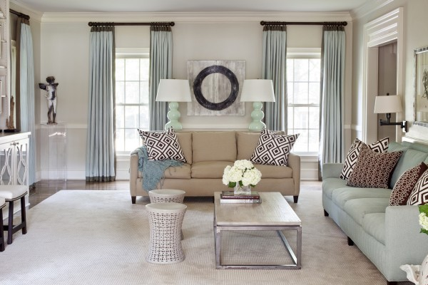 Winsome Living Space With Crown Moulding Ideas also Charming Sofa Sets