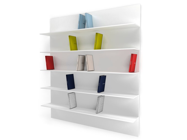 Winsome Rack as Good Wall Mounted Bookshelve With Five Storage