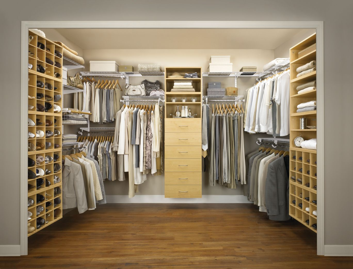 Wondrous Shoes Racks also Drawers Plus Hanging Clothes For Decorating Closet