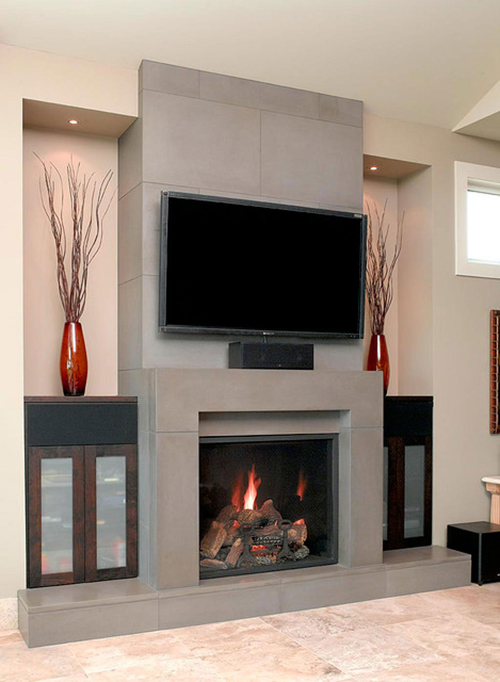 Beautiful Fireplace Mantels Ideas to Warm Your Home in the Winter - MidCityEast