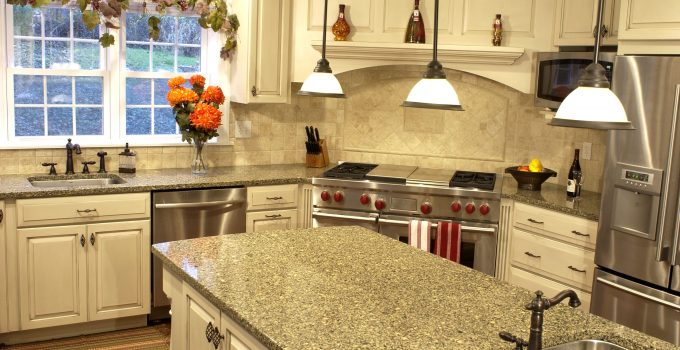 Kitchen Counter Decor Ideas to Make your Cooking Space Become Stand Out