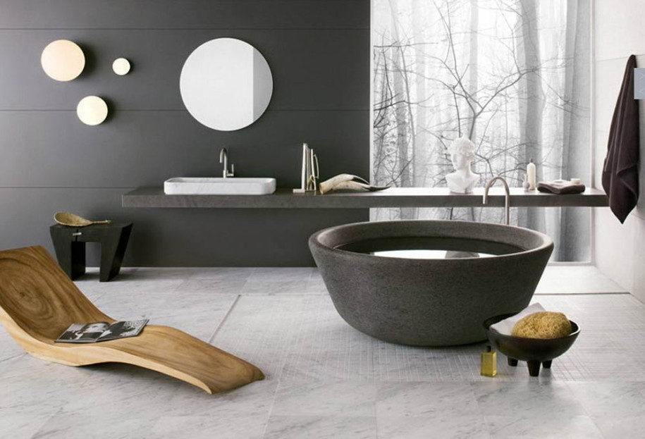 The need of modern bathroom sinks in your house midcityeast for Unique bathroom ideas decor