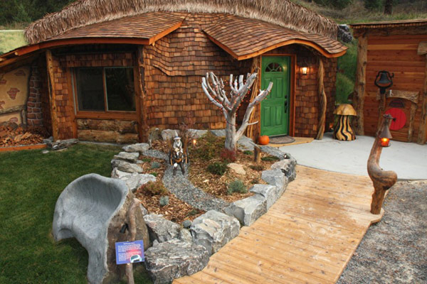 Cool Hobbit House Plans With Stackwell Building Style Midcityeast Free Home  Designs Photos Ideas Pokmenpayus Images