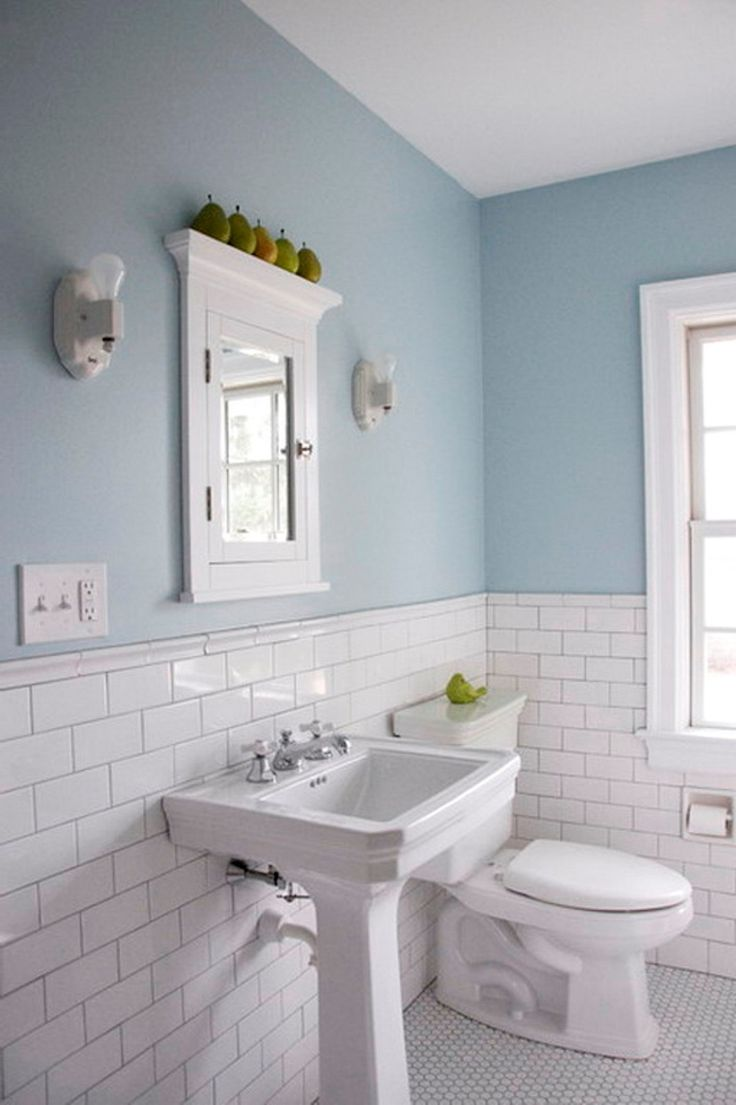 Popular materials of white tile bathroom midcityeast for Bathroom wall pictures