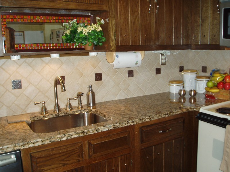Ceramic Tile Backsplash Perfect Backsplash To Beautify