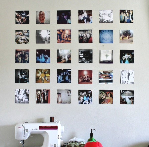 Cool photo display ideas to handle many of your beautiful for Display bedroom ideas