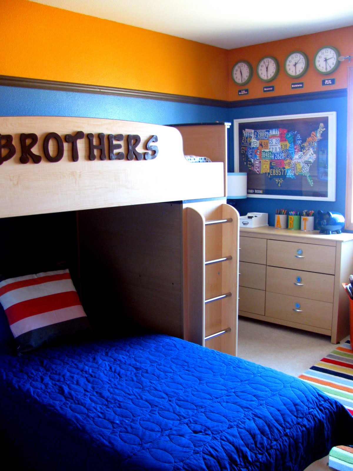 Creative Kids Room Ideas: Kids Rooms Ideas Of How To Do Some Creative Painting