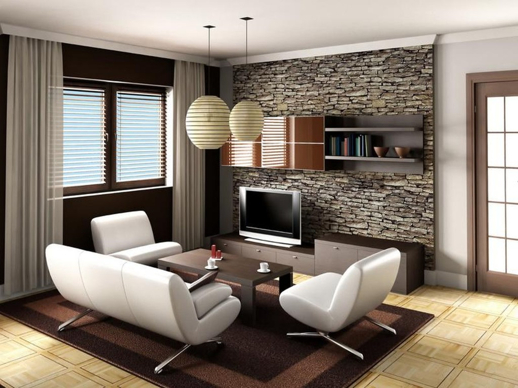 Interesting Background also Modern Furniture For Great Living Room Inspiration
