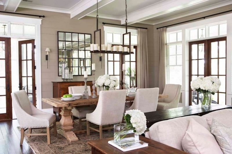 Pottery Barn Dining Room Tips for Decorating - MidCityEast