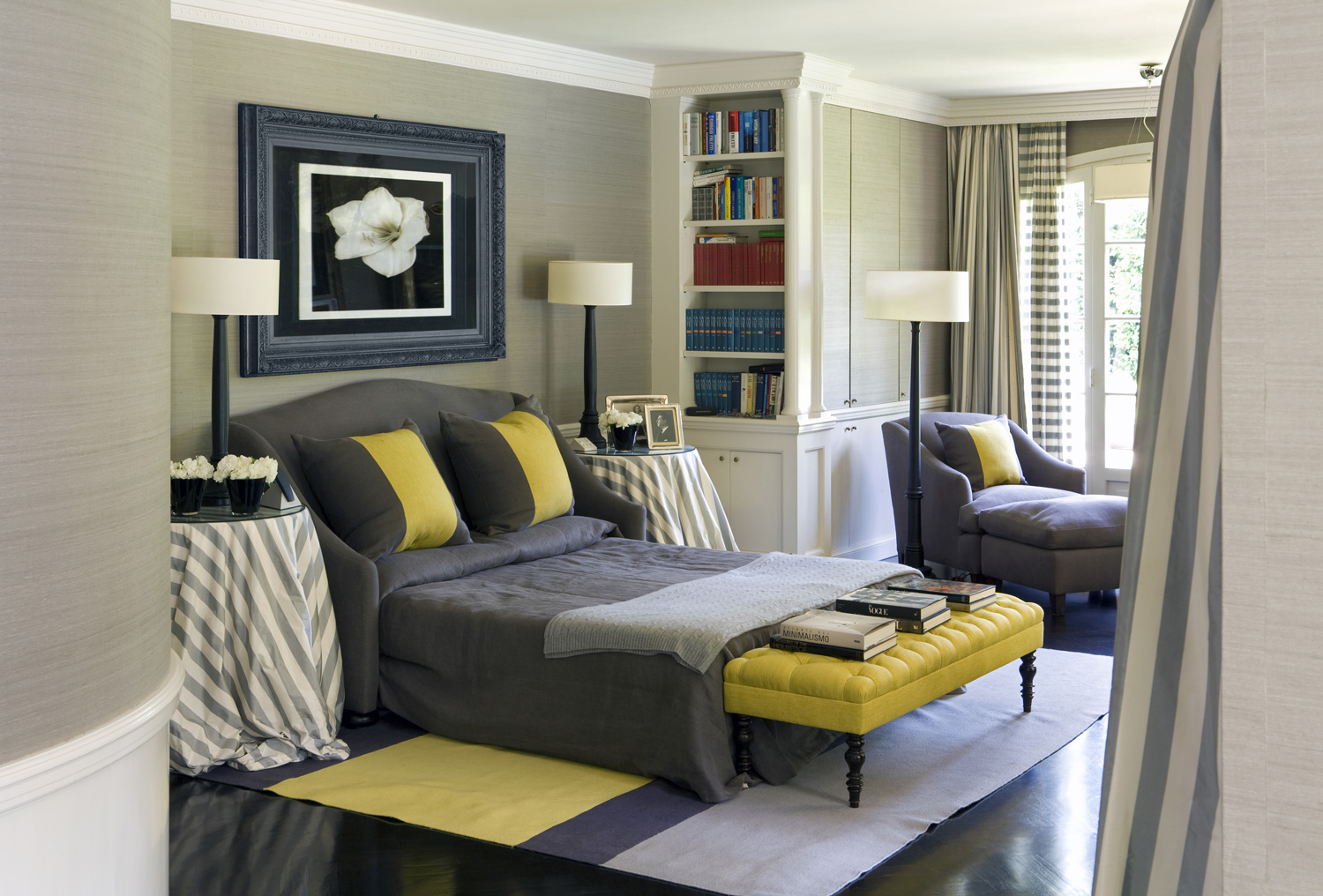 Why Yellow And Gray Bedroom Is Recommended To Have
