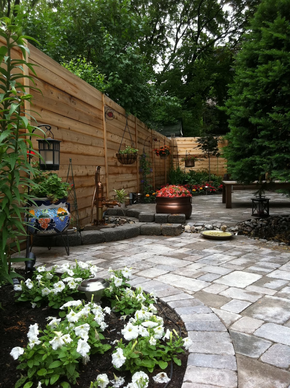 Create Your Beautiful Gardens with Small Backyard ... on Small Outdoor Patio Ideas id=38219