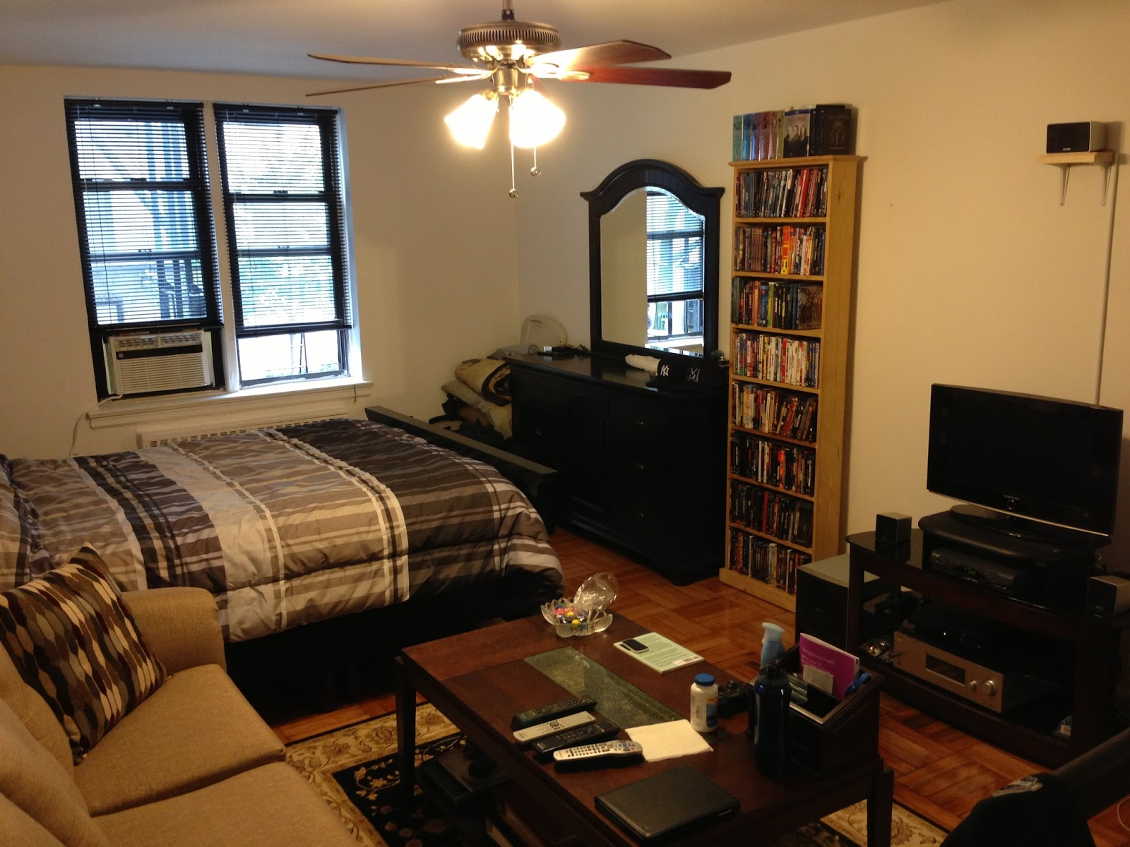 arranging the best studio apartment layout midcityeast