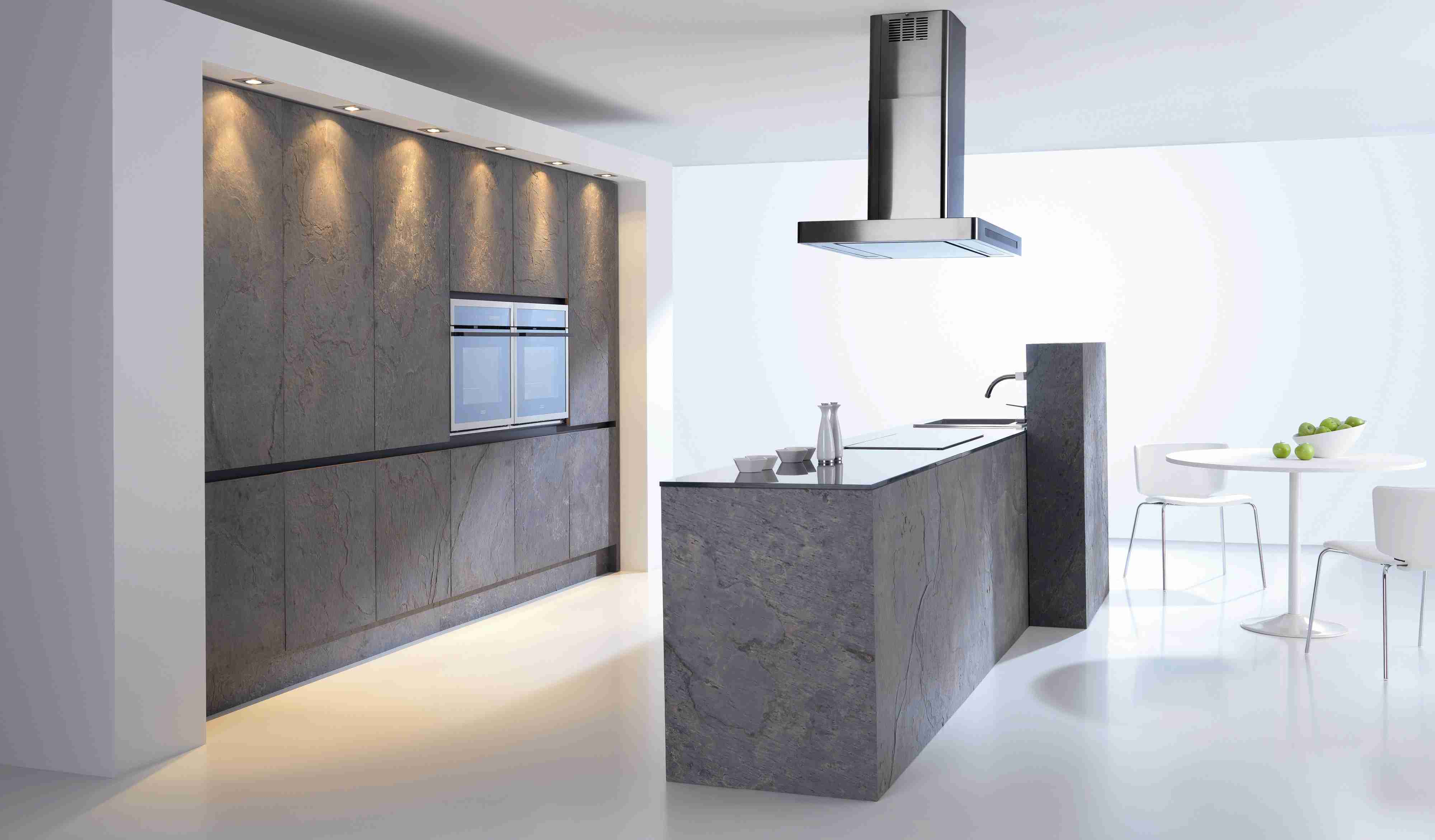 Bright Lighting Fixture also Marvelous Furniture For Decorating Modern Kitchen Designs