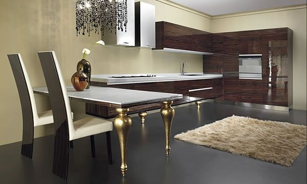 Captivating Cabinet Also Dining Table And Chair For Modern Kitchen Designs