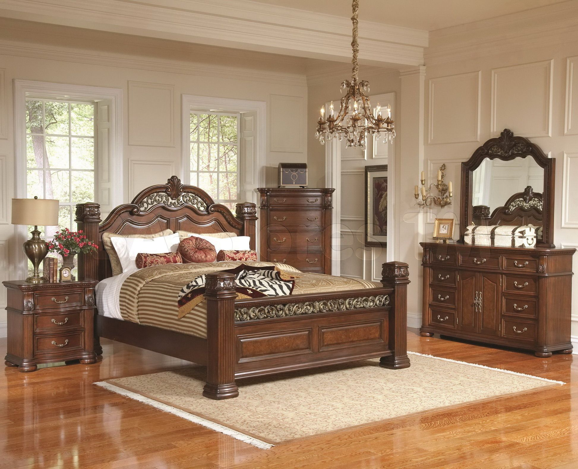 Wood flooring ides with hardwood floors midcityeast for Bedroom wood designs