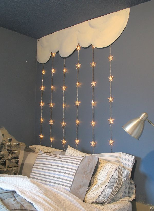 Seductive Wall Lights also Bed Plus Pillows For Bedroom Design