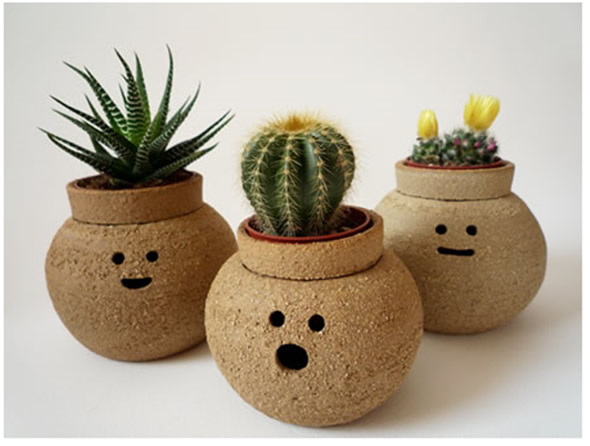 Unique Style Of Flower Pots For Best Interior Public Room